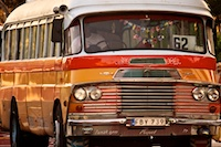 Maltese Bus Photography