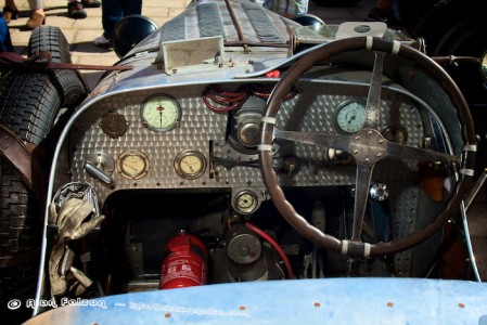 Classic Car Dashboards from the Valletta Grand Prix 2012.