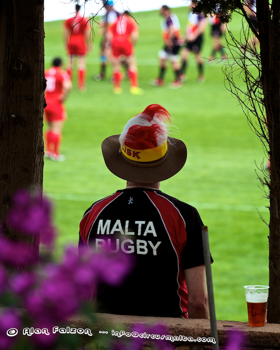 Rugby, Malta vs Switzerland