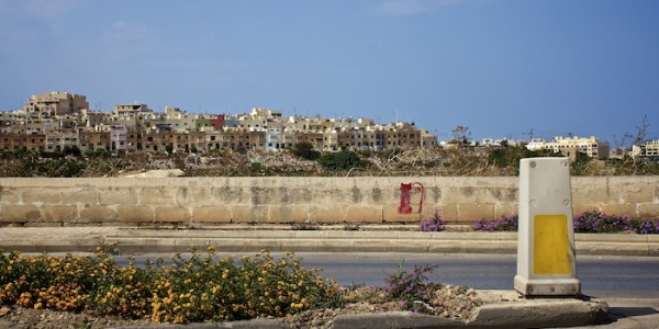 Photos of Graffiti and Street Art found around Malta and Gozo.